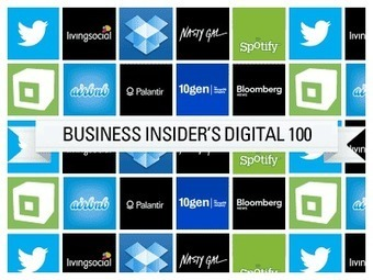 THE DIGITAL 100: The World's Most Valuable Private Tech Companies | What I Wish I Had Known | Scoop.it