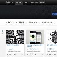 Top Creative Work On Behance | MyScoops | Scoop.it