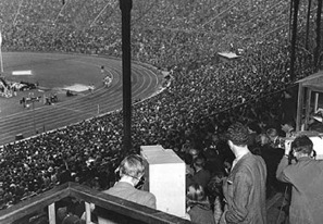 BBC - History - British History in depth: The 1948 London Olympics Gallery | 1948 London Olympics | Scoop.it