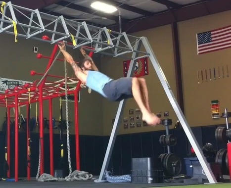 What Is Brachiation Training? - Uncommon Fitness   Anything Fitness   Scoop.it