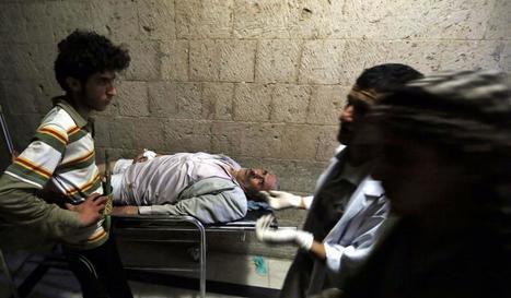 At Least 20 Dead in Double Bombing at Mosque in Sanaa, Yemen   Terrorists   Scoop.it