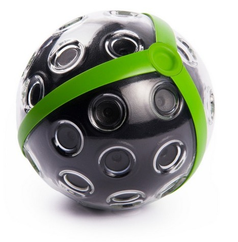 Panono - Panoramic Ball Camera | photography in a digital world | Scoop.it