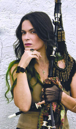 Spanish pop star Cristina Pato to sing and lecture Jan. 30 at Del Tech - Cape Gazette | Spanish Bagpipes Today | Scoop.it