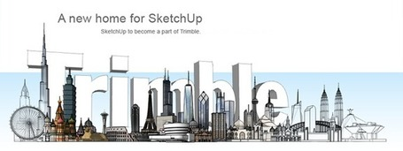 Sketchup leaves Google, moves to Trimble | Complex Insight  - Understanding our world | Scoop.it