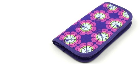 Lena Brown Designs - Handmade Knitting Needle Cases and Supplies | fibre life | Scoop.it