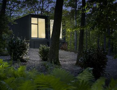 Dezeen » Container Studio by MB Architecture | CRAW | Scoop.it