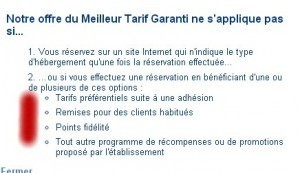 Parité tarifaires sur les OTA : profitez de la faille ! Hotel Marketing 35 | Hotel Web Marketing | Scoop.it