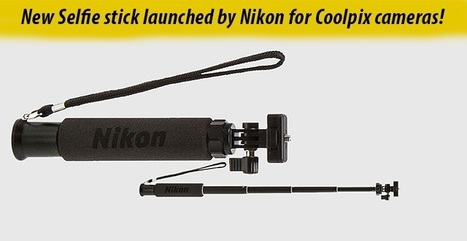 Avail best selfie with Nikon's selfie stick for its line of point and shoot cameras!   Social Media   Scoop.it