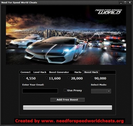 Click This Link | NFS world cheats | Scoop.it