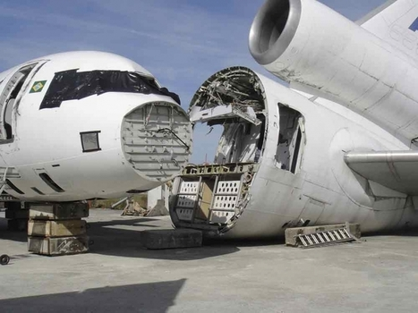 One man's rubbish: Aircraft recycling | The Future of Waste | Scoop.it