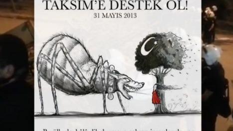 Turquie : la révolte des artistes   Géographie : les dernières nouvelles de la toile.   Scoop.it