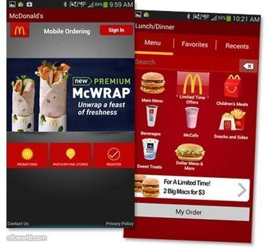 McDonald's tests mobile ordering and payments in the US - NFC World+ | Casino No Deposit codes, Free Real Slots with No Wagering | Scoop.it