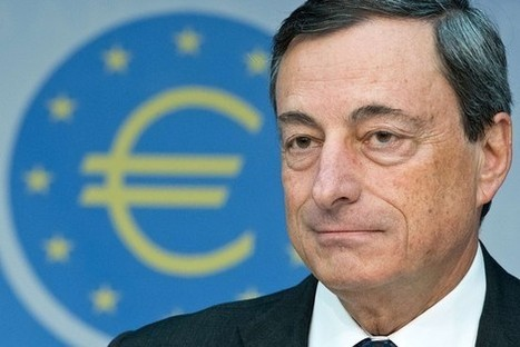 Draghi: Euro-zone recovery could be derailed by higher euro. | Estonia | Scoop.it