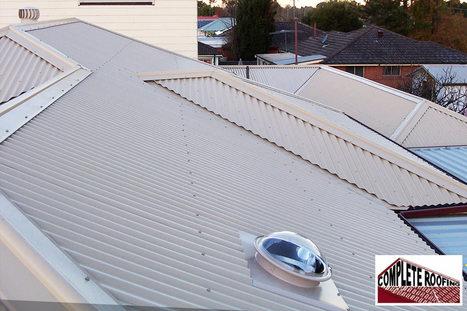 Roof Restoration in Penrith | steel roofing Sydney | Scoop.it