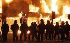 Expert warns London riots will happen again - The Extinction Protocol | London Riots Sensemaking | Scoop.it