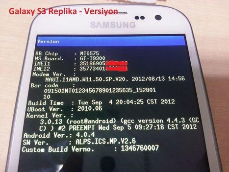 Replika Telefon | Taner Nazlı | Scoop.it