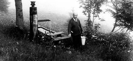 mousiké: Requiem para Martin Heidegger   Panic   Scoop.it