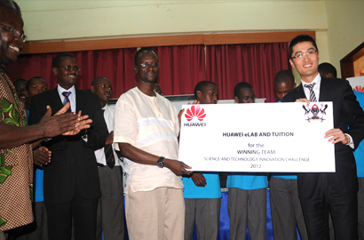 Huawei, Makerere promote schools ICT innovation | ICT trends business | Scoop.it