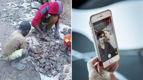 Amnesty: Barn bryter sten till ditt batteri | Krylbo en del av europa | Scoop.it