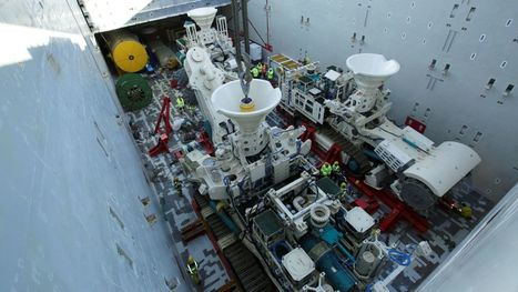 Nautilus Struggles to Finance Deep Sea Mining Project | deepsea mining | Scoop.it