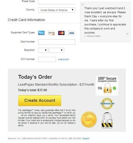 12 Best Sales Funnel Examples to Help Your Website Convert More Customers   Demand Generation in B2B   Scoop.it