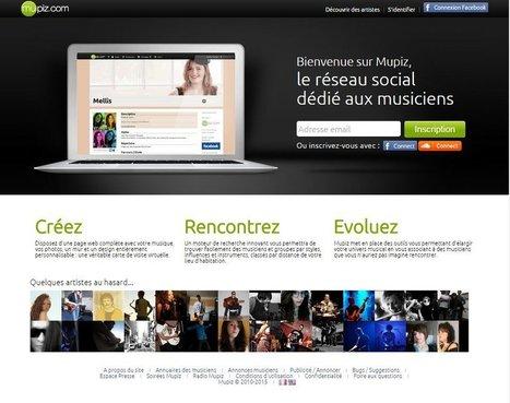 Découvrez une sélection de réseaux sociaux made in France ! | Jean-Fabien | Scoop.it