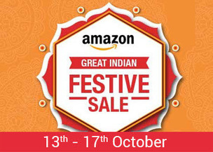 Amazon's Great Indian Festive Sale Best Offers | Technology and Entertainment News | Scoop.it