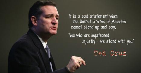 Ted Cruz on Iran Prisoners | Social Media | Scoop.it