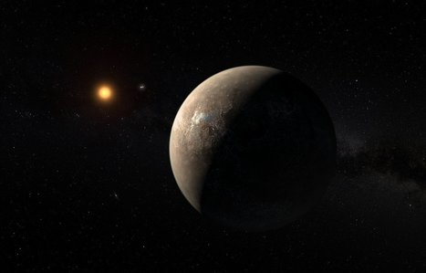 Habitable Terrestrial Exoplanet Confirmed Around Nearest Star! - Universe Today | New Space | Scoop.it