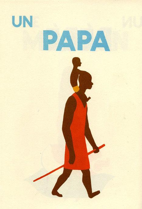 Les belles pages des livres français | etapes.com | Minimalist Illustration | Scoop.it