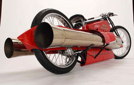 Jet-Powered Harley | Gadgets I lust for | Scoop.it