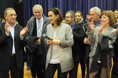 Karine Traval-Michelet (PS) élue à Colomiers, mais de justesse | Municipales à Colomiers : Les échos de la campagne dans la 2e ville de Haute-Garonne | Scoop.it