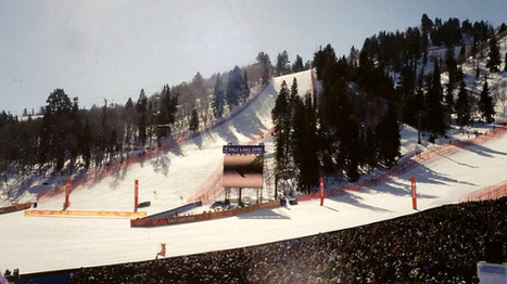 Can the Winter Olympics survive climate change? | climate change and tourism | Scoop.it