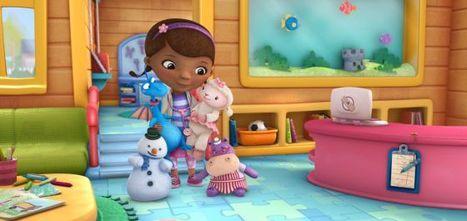 La última serie de Disney, nuevo fenómeno entre las niñas afroamericanas | Pedalogica: educación y TIC | Scoop.it