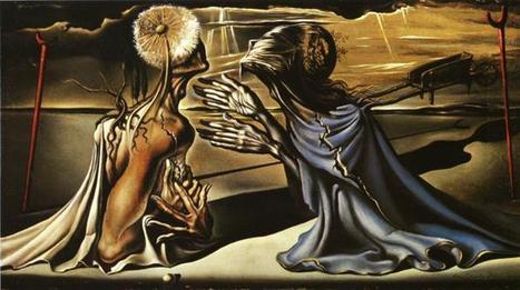 Le Dalí mystique s'expose à l'église - lavenir.net | Toiles de rêves | Scoop.it