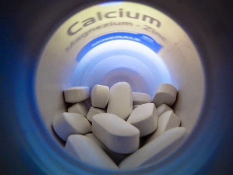 Calcium Pills Helps To Keep Your Bones Healthy | Health Care | Scoop.it