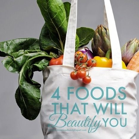 4 Foods That Will Beautify You | Liquid Health News | Scoop.it