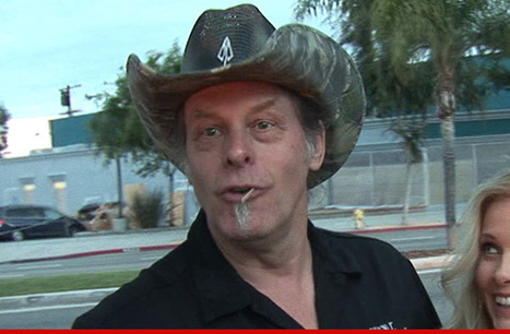 Motor City Madman Ted Nugent -- Bankrupt Detroit ... It's the Liberals' Fault! - TMZ.com | Rethink Society | Scoop.it
