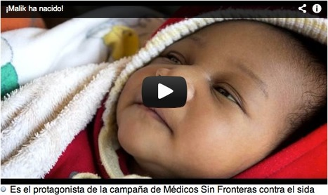 Nace Malik, el símbolo de una generación sin sida | Sociedad 3.0 | Scoop.it
