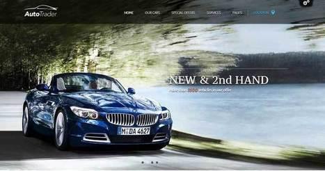 11 Best Car Dealer WordPress Themes 2014 | WordPress Themes | Scoop.it