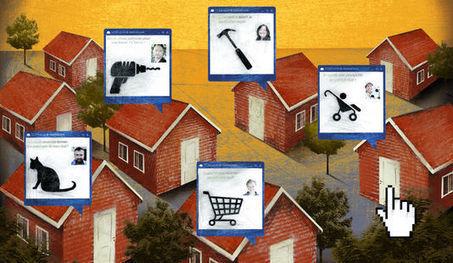 Les réseaux sociaux de voisins tissent leur toile | Immobilier | Scoop.it