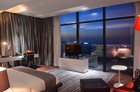Reside like a Royal in the Premium 5 Star Hotels in Bahrain | Hotels in Seef Bahrain | Scoop.it
