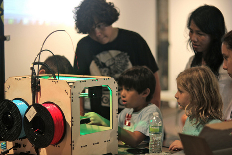 Community Pop-Up Demos of 3D Printer | Community 3D Printer - A Social Innovation Project by OAK Computing | Scoop.it