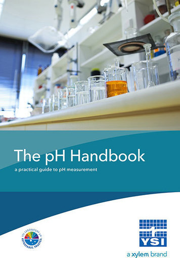 A Practical Guide to pH Measurement | The YSI pH Handbook | Laboratory - Analytics | Scoop.it