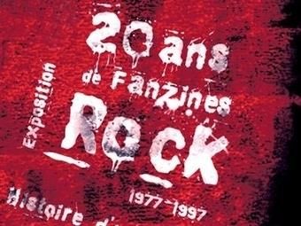 20 Ans de Fanzines Rock @ la Bibliothèque Francophone Multimédia de Limoges   Musique en bibliothèque   Scoop.it