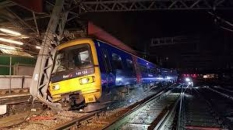 Normal service on Great Western Railway after derailment - ITV News | Railway's derailments and accidents | Scoop.it
