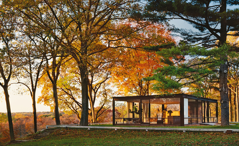 Park life: a new tome explores the grounds of Philip Johnson's Glass House | D_sign | Scoop.it