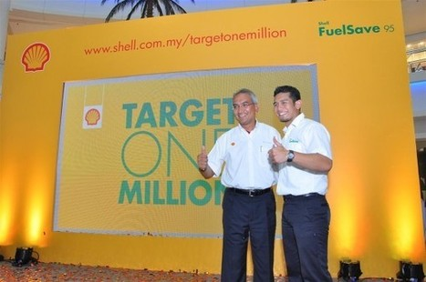 Shell Malaysia Wants YOU to be One In A Million! - Zerotohundred ... | Malaysian Youth Scene | Scoop.it