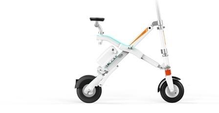 Airwheel Lightweight Smart Electric Scooter Ushers in Eco-Friendly Transport. | Press_Release | Scoop.it