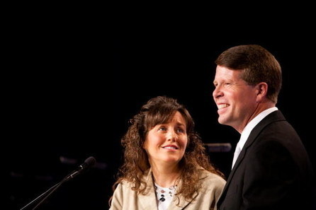 Michelle Duggar on bulimia: Mother of 19 suffered disorder before marrying - Examiner.com | Eating Disorders and Body Image | Scoop.it